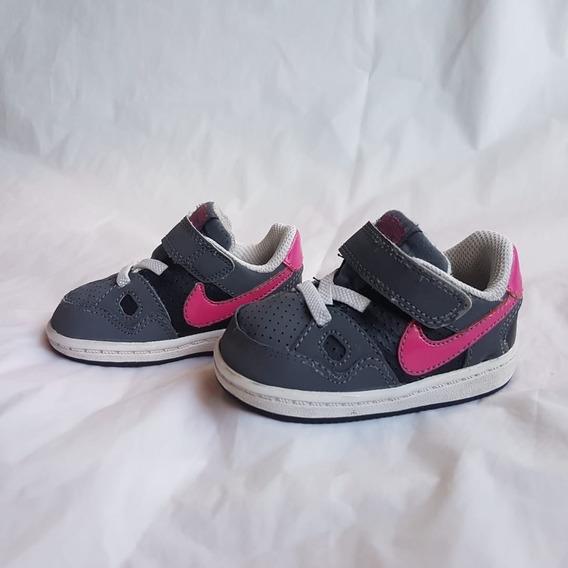 Zapatillas Nike Niña Us 3c Talle 11,3 Cm
