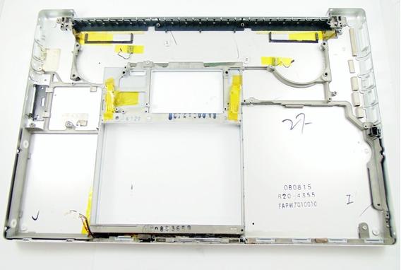 Carcaça Base Chassi Inferior Macbook A1260 Cód-361