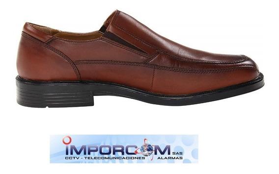 Zapato Mocasín Cuero Para Hombre Dockers De Levis T10 De Usa