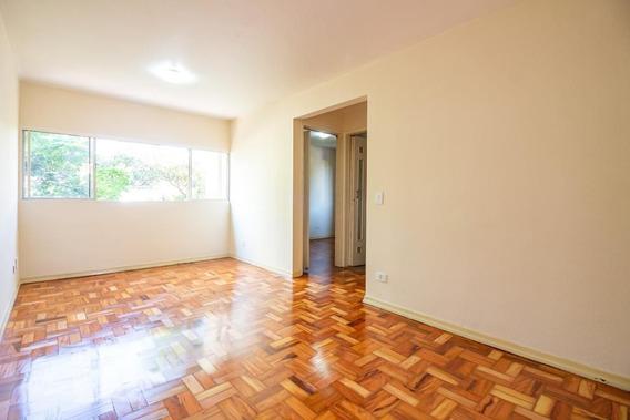 Apartamento No 3º Andar Com 2 Dormitórios E 1 Garagem - Id: 892971137 - 271137