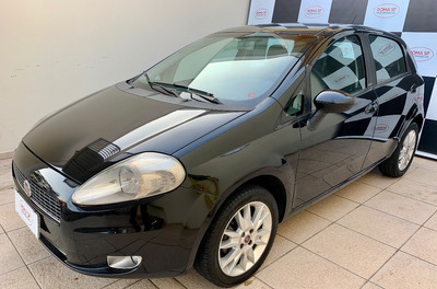 Fiat Punto Essence 1.6 16v (flex) 2012