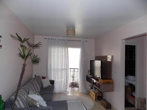 Imagem 1 de 21 de Apto Na Vila Formosa Com 2 Dorms, 1 Vaga, 55m² - Ap13832