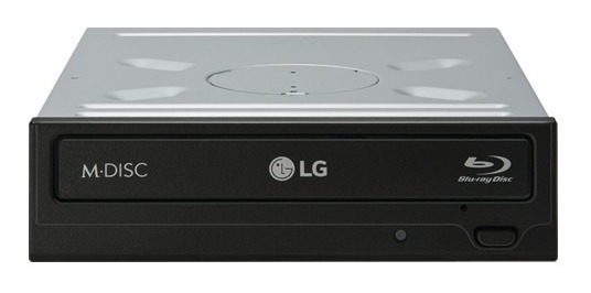 Gravador Blu-ray Lg Wh16ns40 Bdxl 3d Player Sata Interno