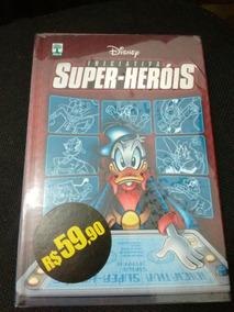 Disney Inciativa Super-heróis - Lacrado