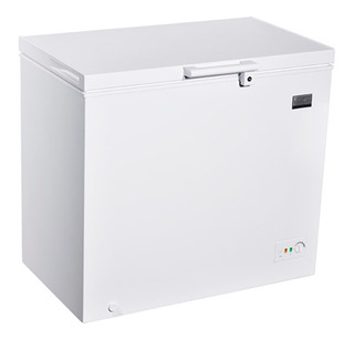 Congelador Horizontal 7 Pies Classic Ffcd07c4hrw Frigidaire