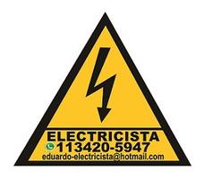 Electricista Instalacion Ventiladores Luminarias Led Toma