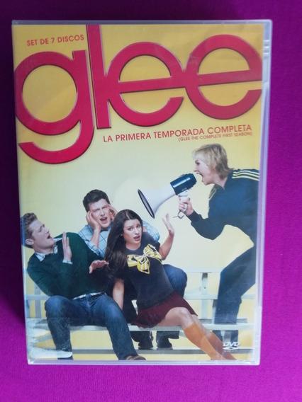 Glee Primera Temporada Completa En Dvd