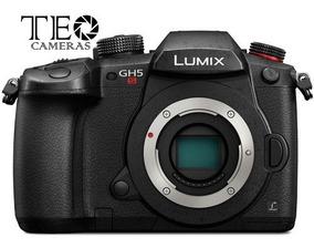 Camera Panasonic Gh5s Corpo - C/ Nfe - Envio Em 25/05