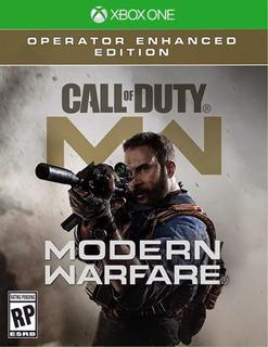 Call Of Dutty Modern Warfare Operator Enhanced One