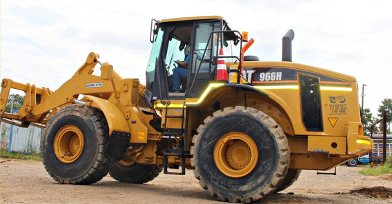 Cargador Caterpillar Cat 966h