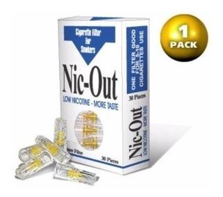 Filtros Nic-out Para Cigarrillos