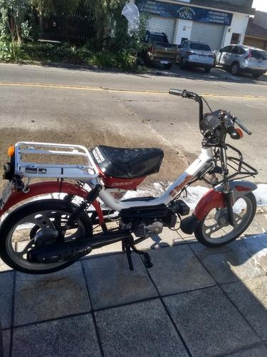 Moto Zanella 50 Cc Cargo