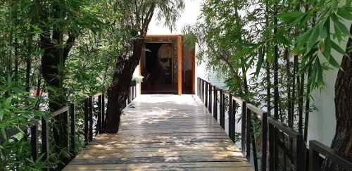 Hermosa Casa En Las Cañadas En Venta Con Mucha Naturaleza