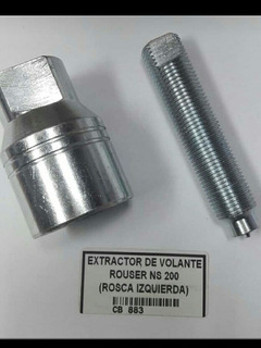 Extractor Volante Embrague Rouser 200