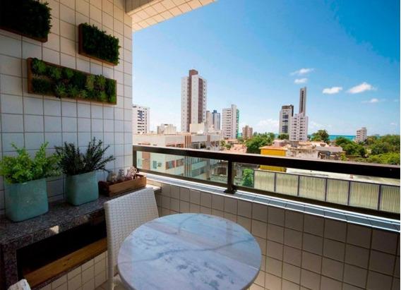 Apartamento Em Candeias, Jaboatão Dos Guararapes/pe De 67m² 3 Quartos À Venda Por R$ 396.500,00 - Ap178580