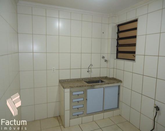 Apartamento Para Venda No Condomínio Residencial Embaixador Vila Galo, Americana - Ap00100 - 4717943