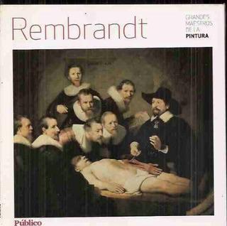 Grandes Maestros De La Pintura. Rembrandt. Vv. Aa.