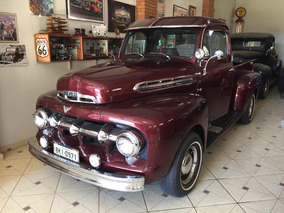 Ford Pick Up Ford 1951