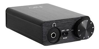 Fiio E10k Usb Dac Y Amplificador De Auriculares (negro)