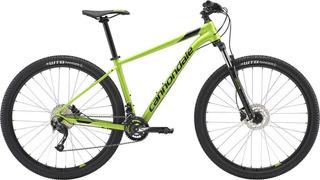 Bicicleta 27,5 Mtb 18v Cannondale Trail 7 2018 - Nodari