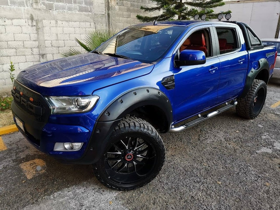 Ford Ranger 2.3 Xlt Gasolina Mt 2017