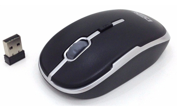 Mouse S/fio Wireless Usb 2.4ghz Ltm-305