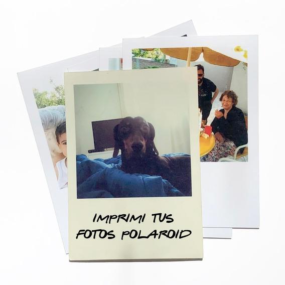 Revelado Digital 9x13 10u Formato Polaroid Imprimi Tus Fotos