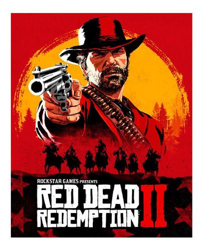 Red Dead Redemption 2 Standard Edition Rockstar Games PC Digital