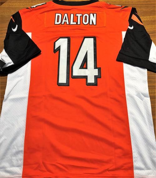 Camisa Do Cincinnati Bengals 18/19 Autografada 18 Jogadores