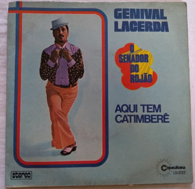 Compacto Genival Lacerda-aqui Tem Catimberê (1975)hbs