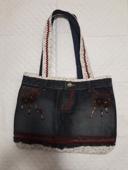 Bolsa Jeans Reciclado