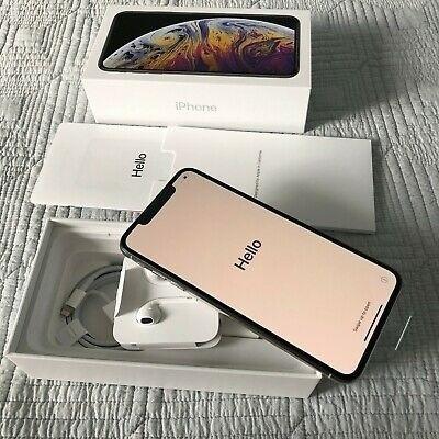 Imagen 1 de 4 de Nuevo Apple iPhone XS Max 512gb Silver A2101 Unlocked