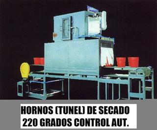 Horno Tunel De Gran Capacidad Para Encoger O Pintar Plastico