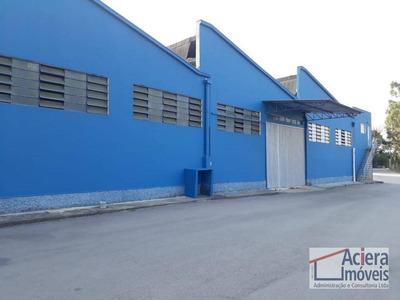 Galpão Industrial Para Locação, São Roque Da Chaves, Itupeva - Ga0367. - Ga0367