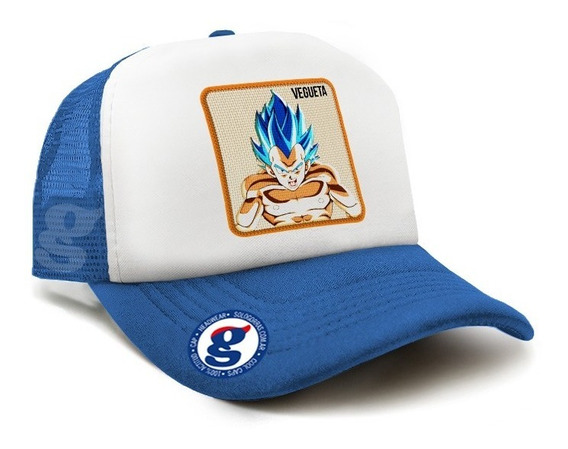Gorra Trucker Dragon Ball Z Vegeta