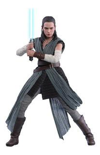 Hot Toys Star Wars Episodio Viii The Last Jedi Rey (entrenam