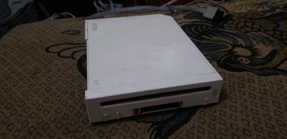 Nintendo Wii Só O Console Funciona Mas Leia Bem Em Obs D3
