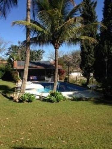 Imagem 1 de 20 de Chácara Residencial À Venda, Condomínio Parque São Gabriel, Itatiba - Ch0135. - Ch0135 - 34089254