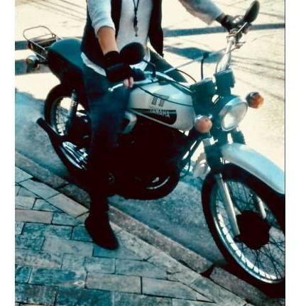 Yamaha Tt 1981 Item De Coleção (funcionando)