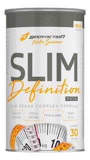 8x Slim Defenition Pack Emagrecimento Termogênico Bodyaction