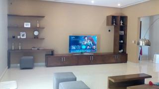 Mueble Para Televicion. Diseños Sobre Medida