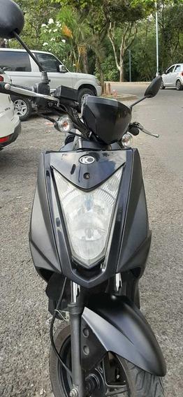 Moto Kymco Agility 2012