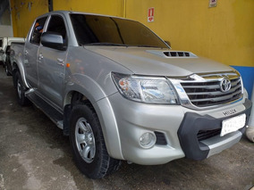 Toyota Hilux 3.0 Std 4x4 Cd 16v Turbo Intercooler Diesel 4p