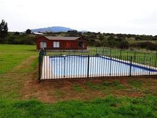 Casa En Parcela Catapilco Comuna De Zapallar