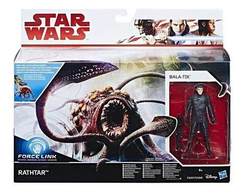 Juguete Interactivo Star Wars Force Link Rathtar - Hasbro