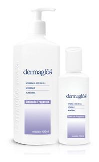 Dermaglos Emulsión Terapéutica Delicada Fragancia X 400ml