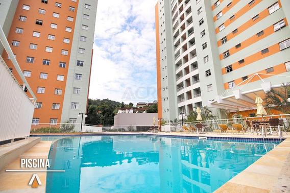 Acrc Imóveis - Apartamento Para Locação No Bairro Garcia - Ap02780 - 34315283