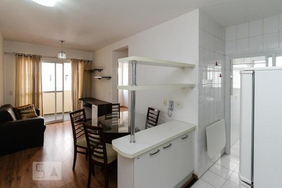 Apartamento No 10º Andar Mobiliado Com 2 Dormitórios E 2 Garagens - Id: 892971858 - 271858