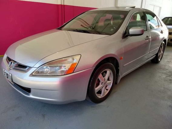 Honda Accord 2005 Ex V6 3.0 Automático
