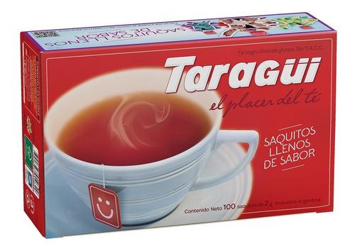 Té Taragui S/ensobrar X 100saq